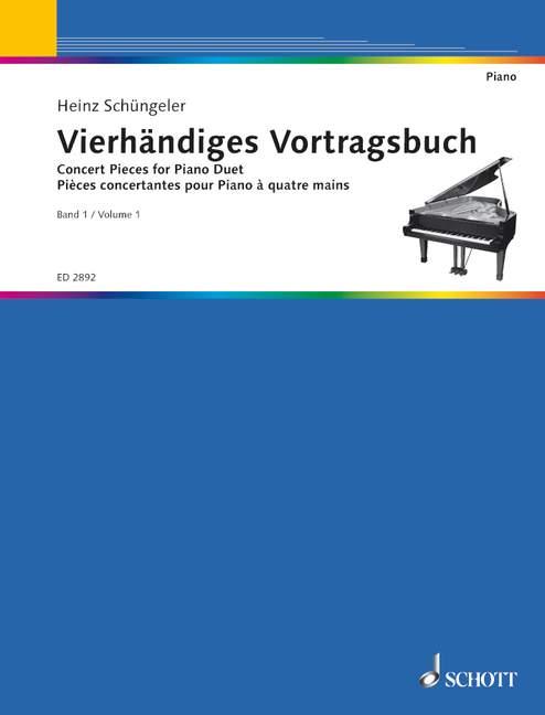 Original Piano Duos Band 1 Eine Sammlung Leichter Bis Mittelschwerer Originalko-afficher Le Titre D'origine Qualité Et Quantité AssuréE